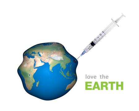 awry: love the Earth