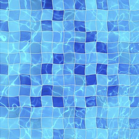bask: pool swimming top view