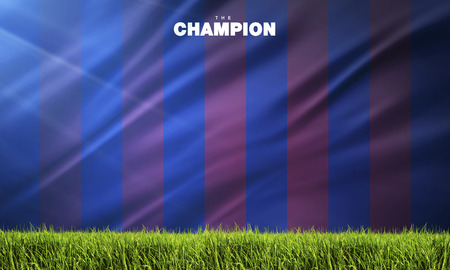 bal: the champions football background
