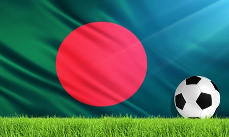 national flag bangladesh: The National Flag of Bangladesh