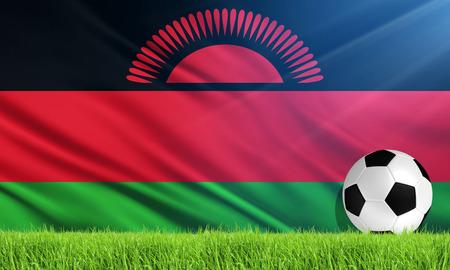 malawi: The National Flag of Malawi