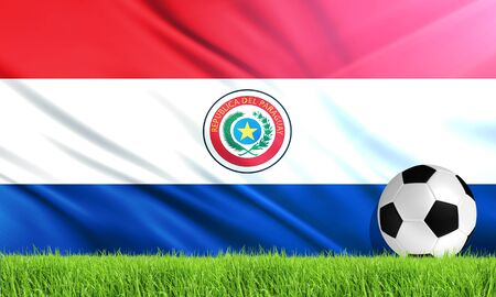 paraguay: The National Flag of Paraguay