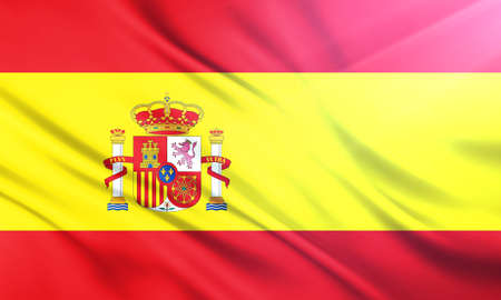populace: The National Flag of Spain