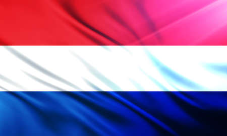 populace: The National Flag of Netherlands Holland
