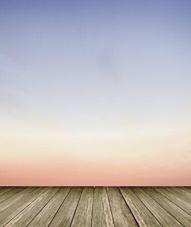 wooden floor: Wooden floor background