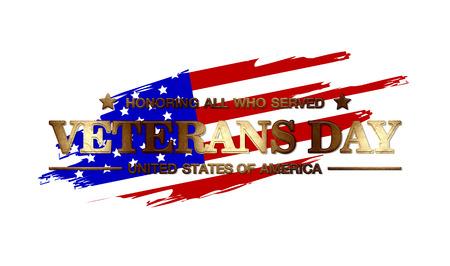 veterans day Фото со стока - 41387499
