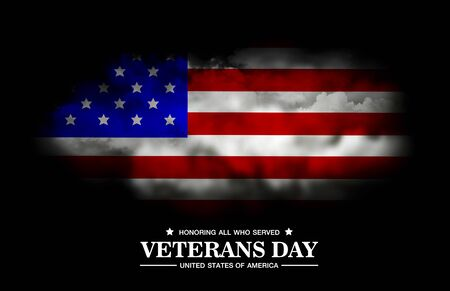 Veterans Day united states of america Stock Photo