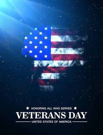 spojené státy americké: Den veteránů Spojených států amerických Reklamní fotografie