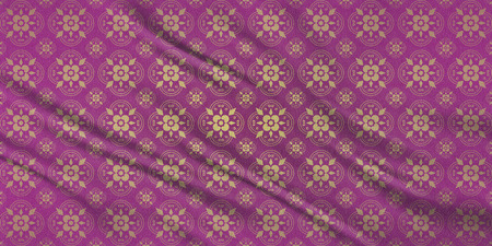 weft: fabric abstract and texture background Stock Photo