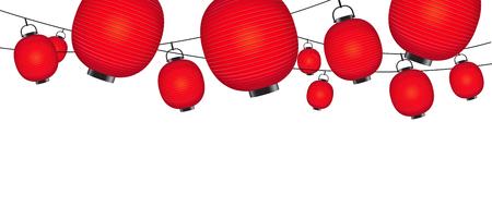 enrich: Japanese Lantern template