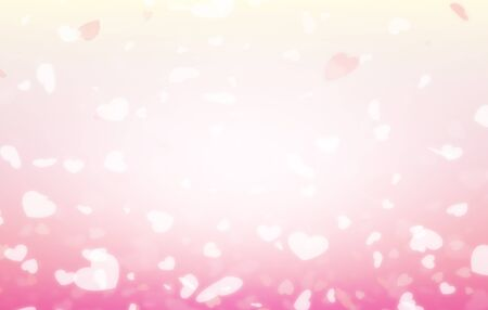Happy valentine day background  and Blur background