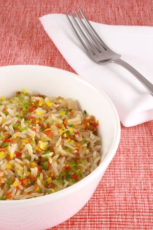 confetti rice Stock Photo - 2682339