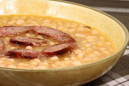 nutrients: buena comida rica en nutrientes ideal para el almuerzo o la cena Foto de archivo