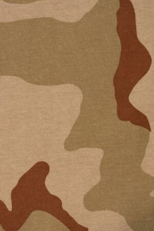 army desert military camuoflage fabric, background desert camo  style pattern, new fabric photo