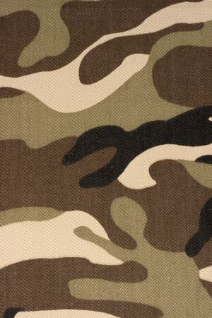army  brown woodland  military camuoflage fabric, background digital style pattern, brand new fabric   photo