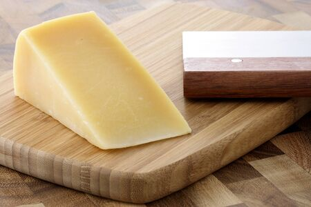 named after an area in Italy parmigiano reggiano or parmesan cheese is one of the world's most famous and delicious cheeses.