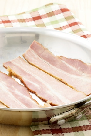dozens: fresh bacon specially smoked and cured . very popular around the world and produced in dozens of delicious varieties.