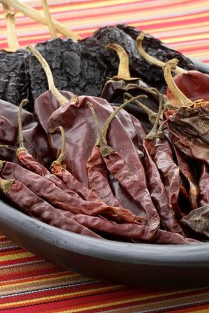 köstliche getrocknete Chilischoten ideal für mexikanisches Essen und Fusion-Küche. diese Chilischoten hinterlässt einen pikanten und würzigen Sensation auf Ihr Lieblingsgericht.
