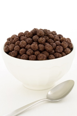 chocolate cereal: delicious and nutritious whole wheat and oats chocolate cereal, flavorful, funny and healthy addition to kids breakfast