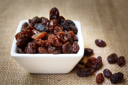 dried raisins, organic dry raw brown raisins.