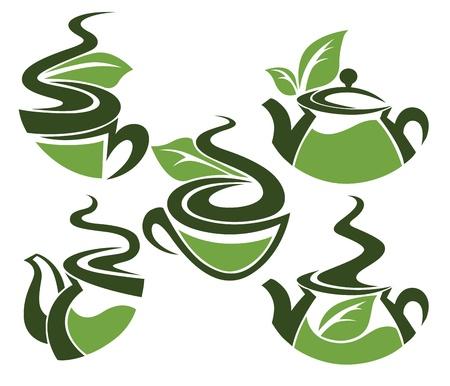 herbal tea Stock Vector - 15409885