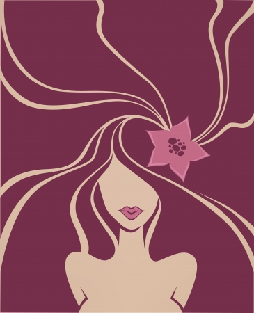 fashion and beauty poster Vector
