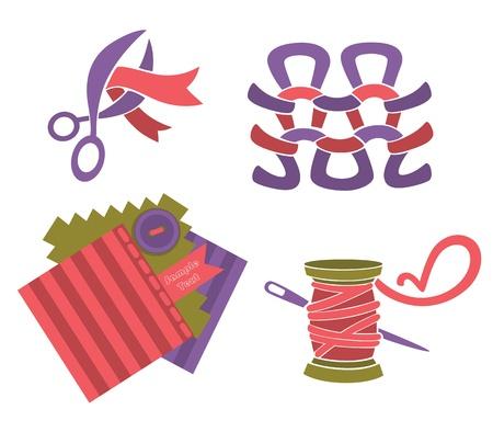 hand made: colecci�n de hechos a mano s�mbolos y signos