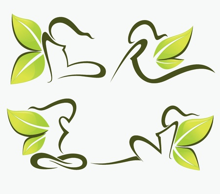 vector collection of healthy images