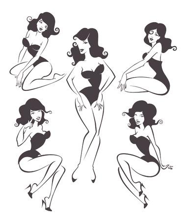 woman images Illustration