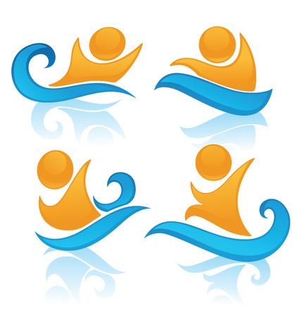 active life: water sport activity