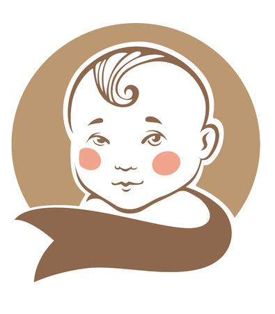 boyish: child portrait