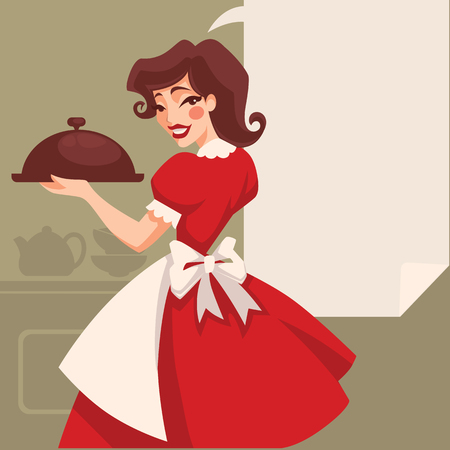 homemakers: Home made cooking in retro style
