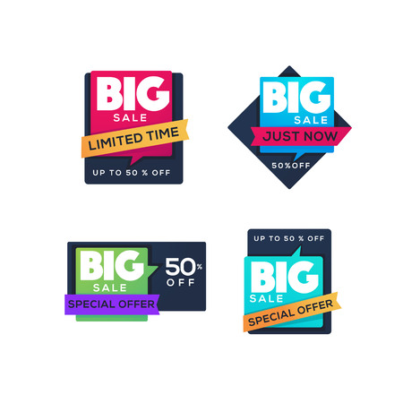 Big sale stickers collection