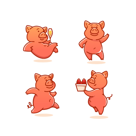Funny Pig icon