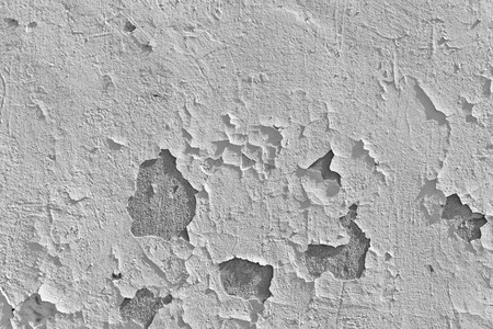abstract background texture wall with splits and cracked paint photo