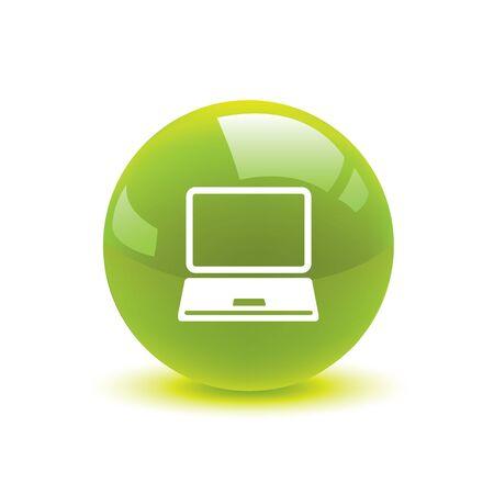 movable: icon web set for use Illustration