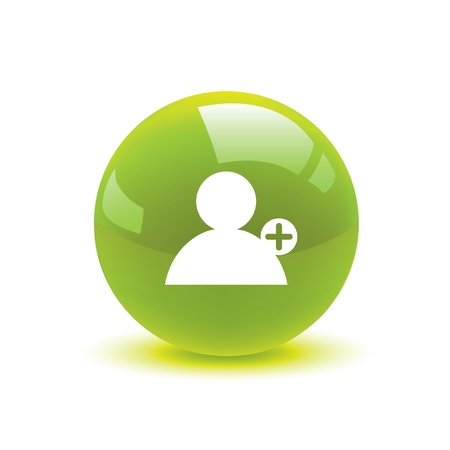 find staff: icon web set for use Illustration