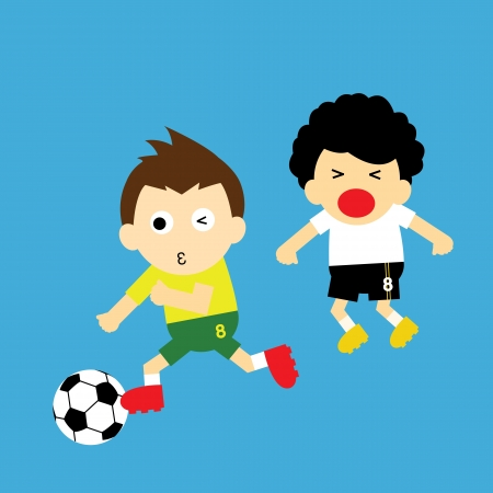 rehearse: sport cartoon style for use