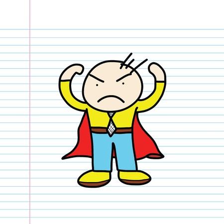 cartoon sketch set for use Stock Vector - 21137666
