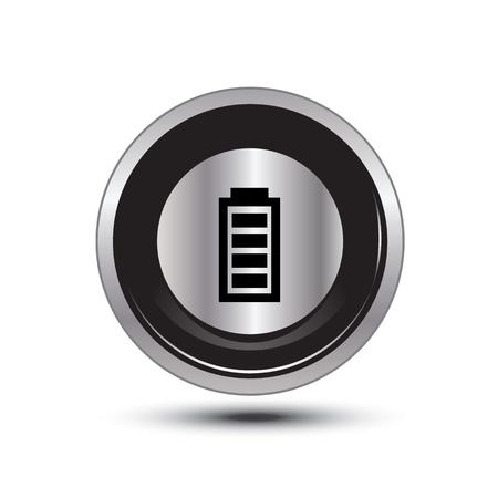 accuse: single button aluminum for use Illustration