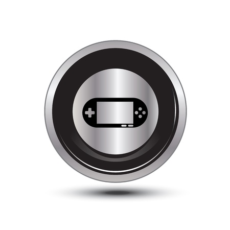 game single button aluminum for use
