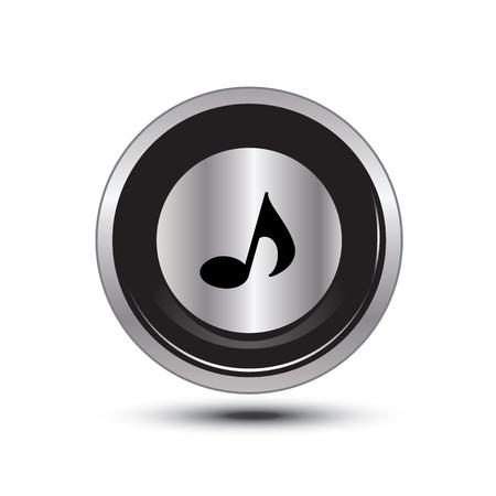 pc tune: single button aluminum for use Illustration
