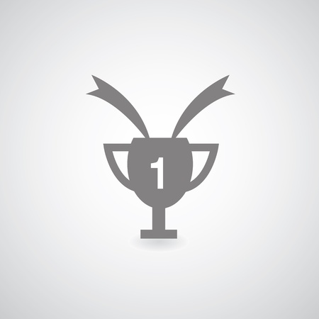 awarding: Champions Cup symbol on gray background