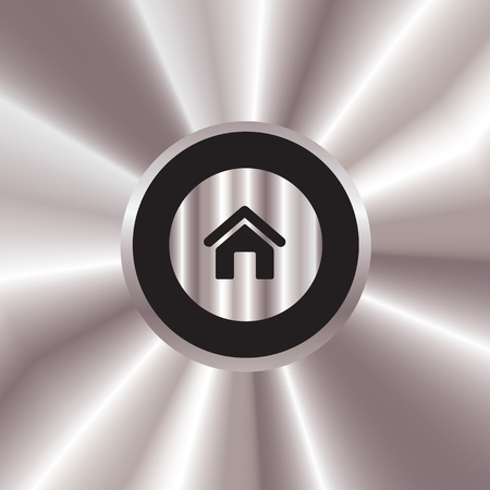 emplate: home silver button for use