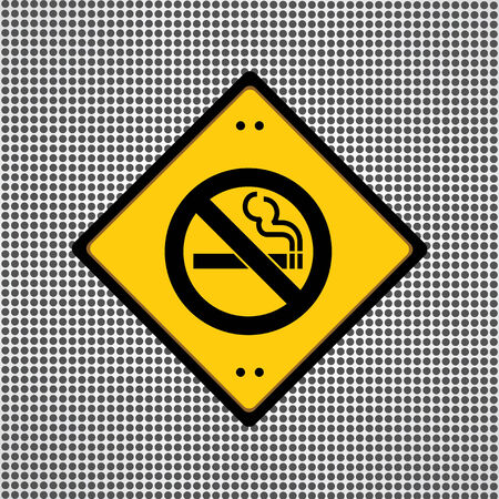 abstain: no smoking general needed for use  Illustration