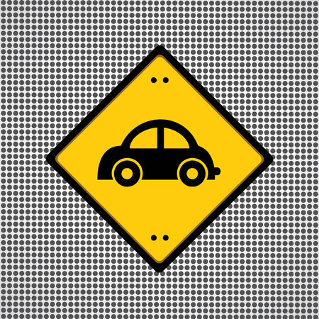 sitter: car symbol general needed for use