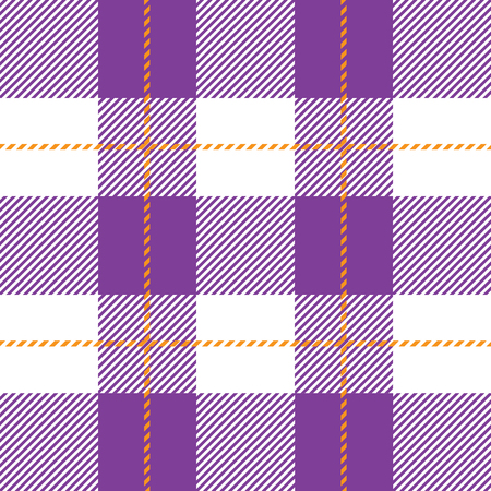 clan: vector purple  seamless tartan plaid for background
