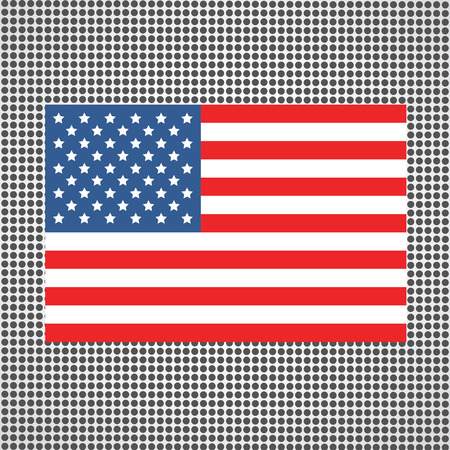 usa flag: tag american flag for independence day