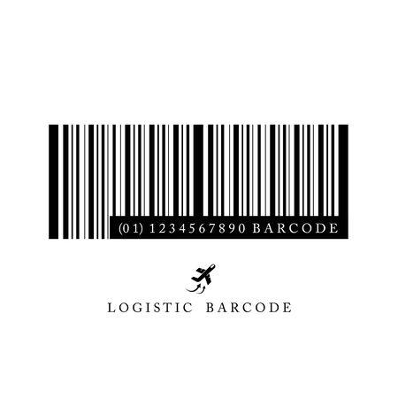 codigos de barra: vector de números de códigos de barras de exploración precio Vectores