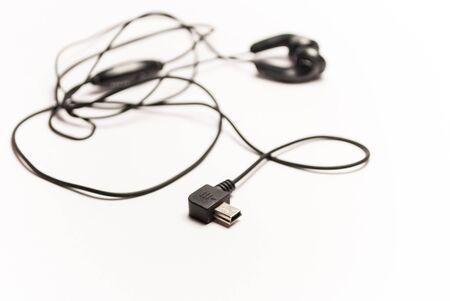 earphones mini usb  photo